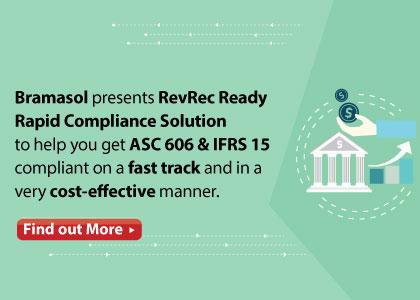 RevRec Ready Rapid compliance solution