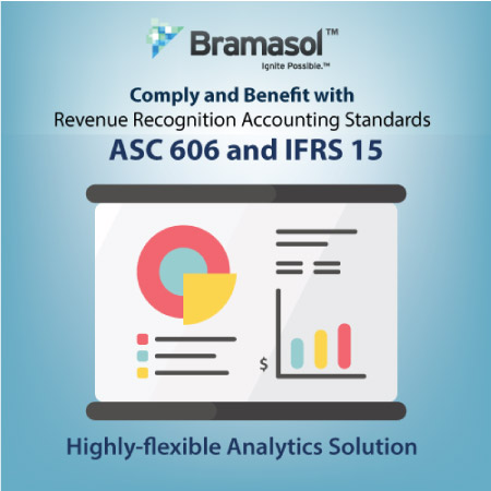 Revenue Recognition Accounting Standards ASC 606 and IFRS 15