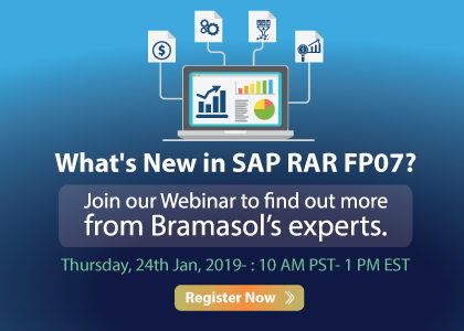 What's New in SAP RAR FP07?