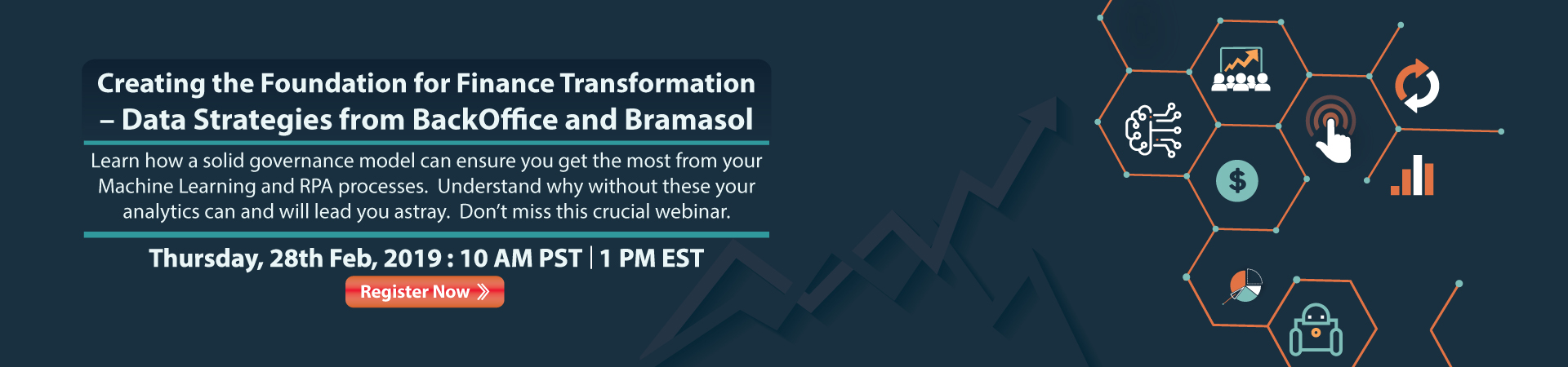 Creating the Foundation for Finance Transformation – Data Strategies from BackOffice and Bramasol