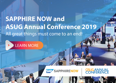 Join Bramasol at SAPPHIRE 2019