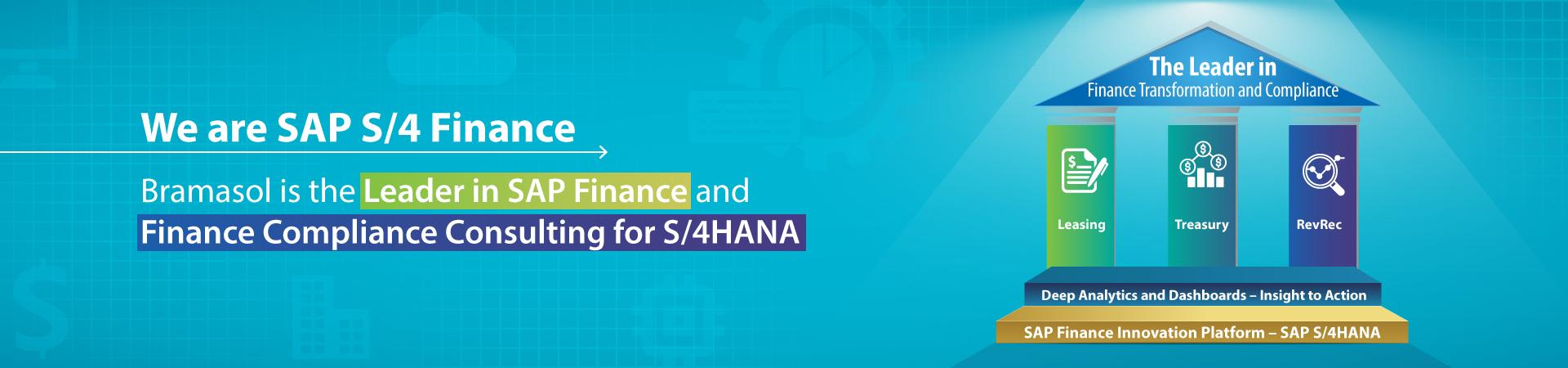 leader in SAP Finance
