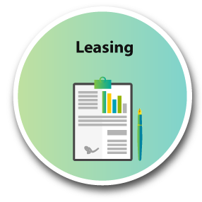 Leasing Infographic