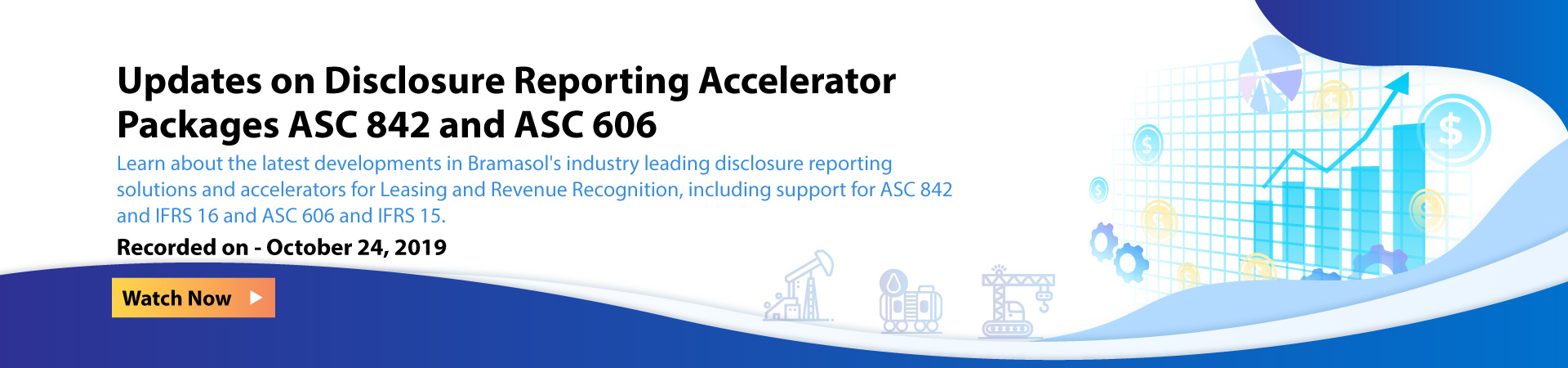 Disclosure Reporting Accelerator Packages for ASC 842 and ASC 606