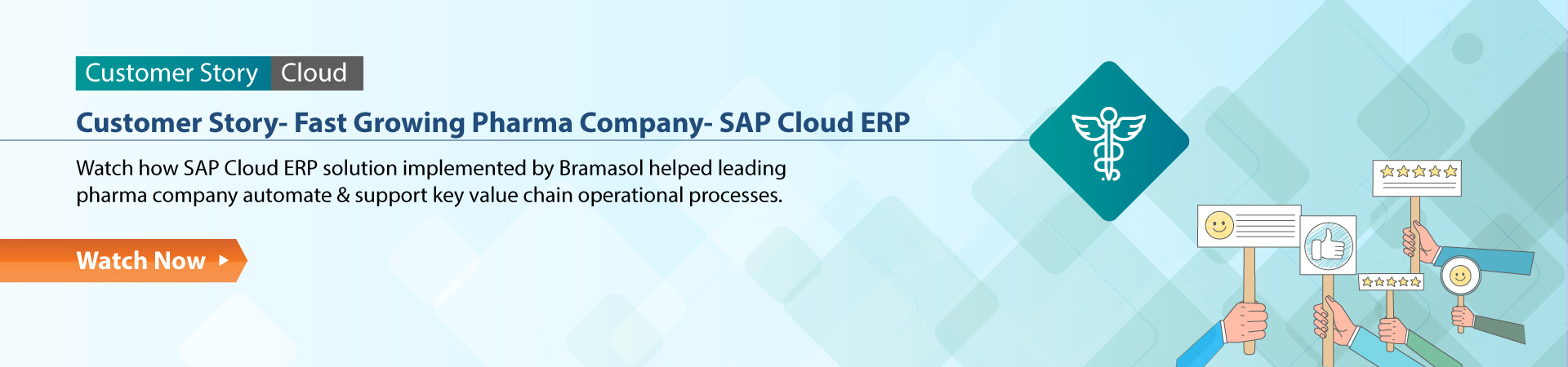 Fast Growing Pharma Company- SAP Cloud ERP Customer Story