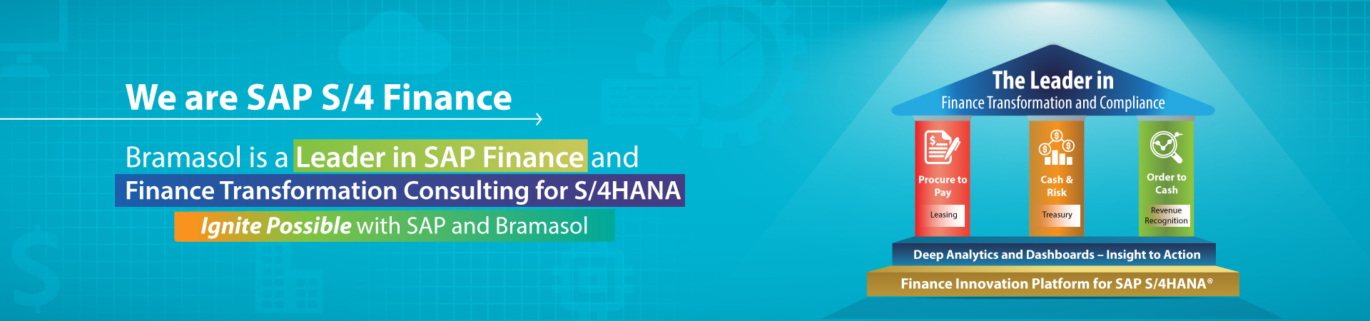 S4HANA Home Page Banner