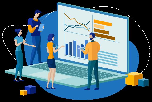 SAP Risk Management Banner Vector