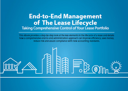 End-to-End Management of the Lease Lifecycle