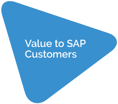 Value to SAP Customers