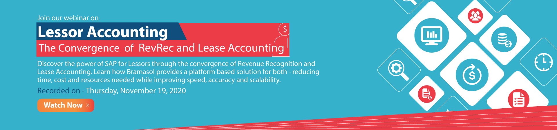 RevRec and Lease Accounting Banner