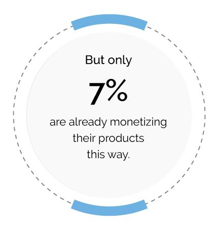 Monetizing Products