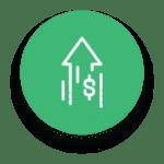 Higher revenue streams with more predictability