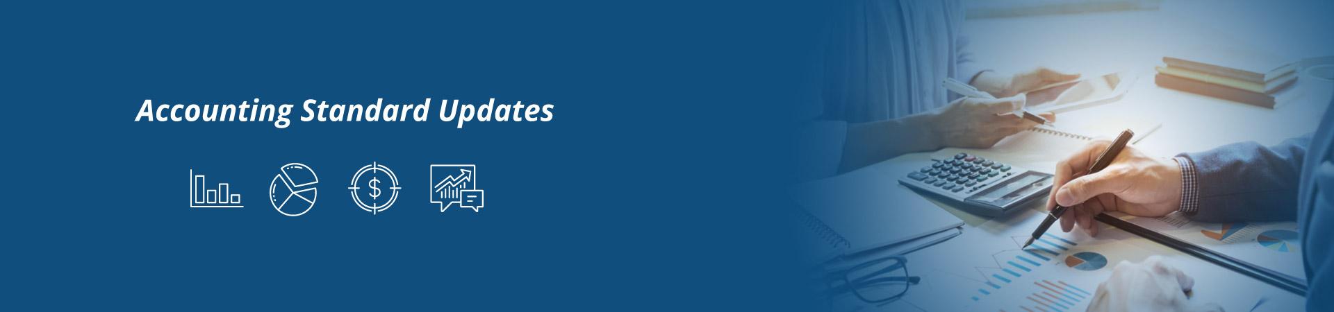 Accounting Standard Updates