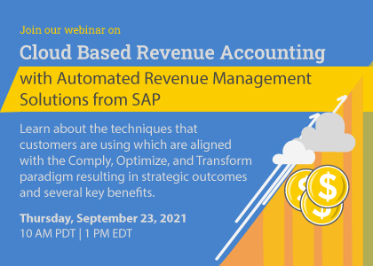 Cloud Based Revenue Accounting