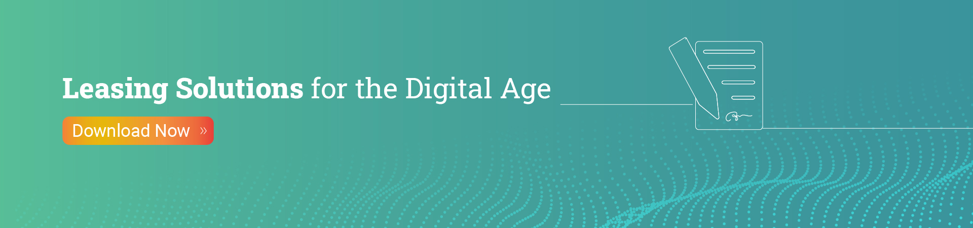 Leasing Solutions for the Digital Age Banner